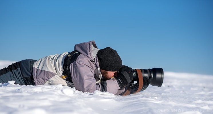 FreezingPhotographer
